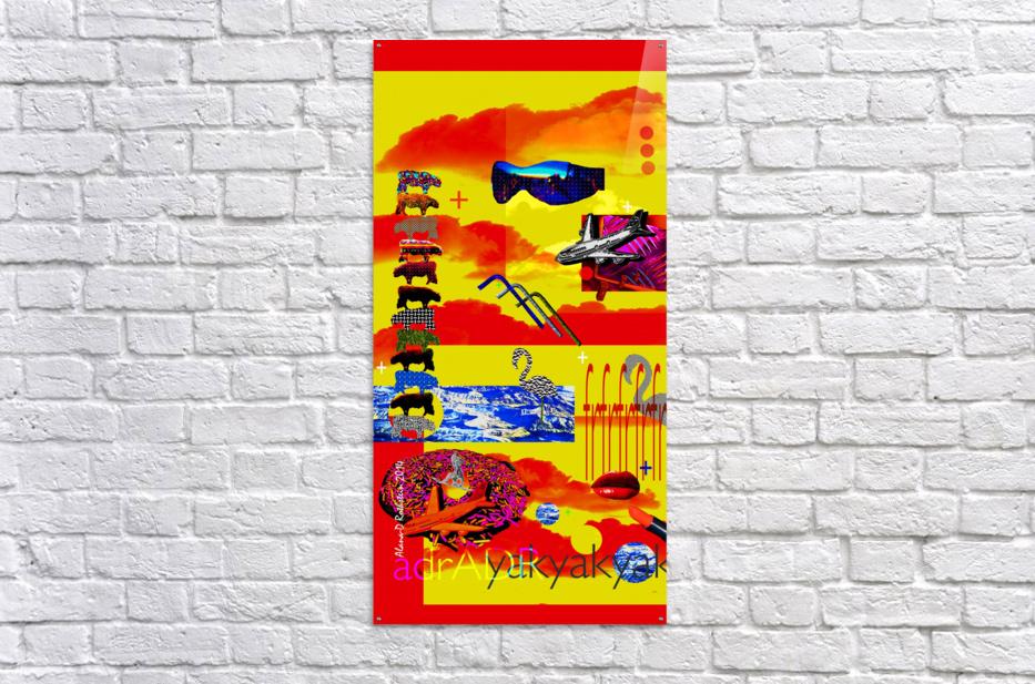 YAKYAKYAK   Acrylic Print