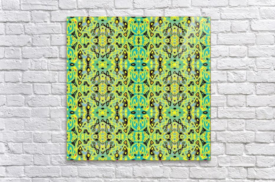 Wand of Hermes XXI 24  Acrylic Print