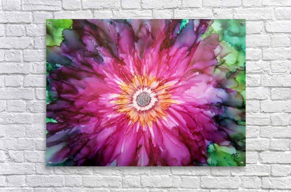 Forever Blooming  Acrylic Print