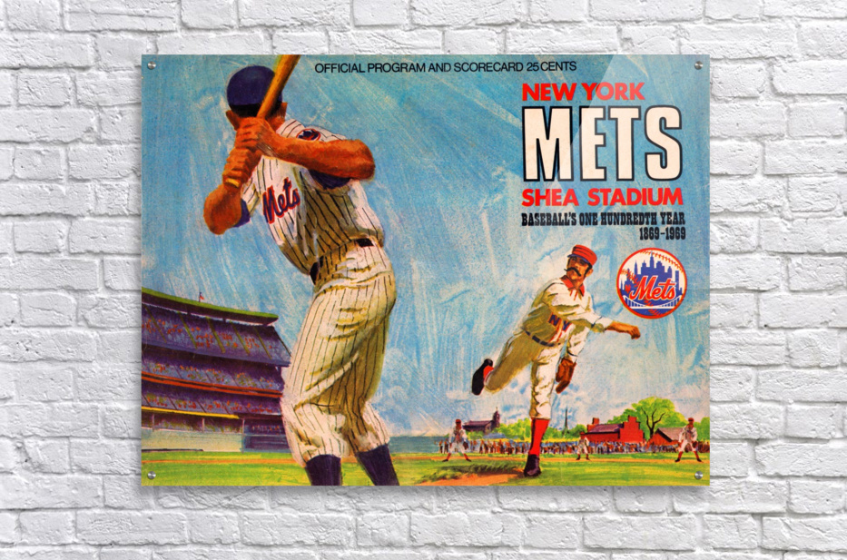1969 New York Mets  Acrylic Print