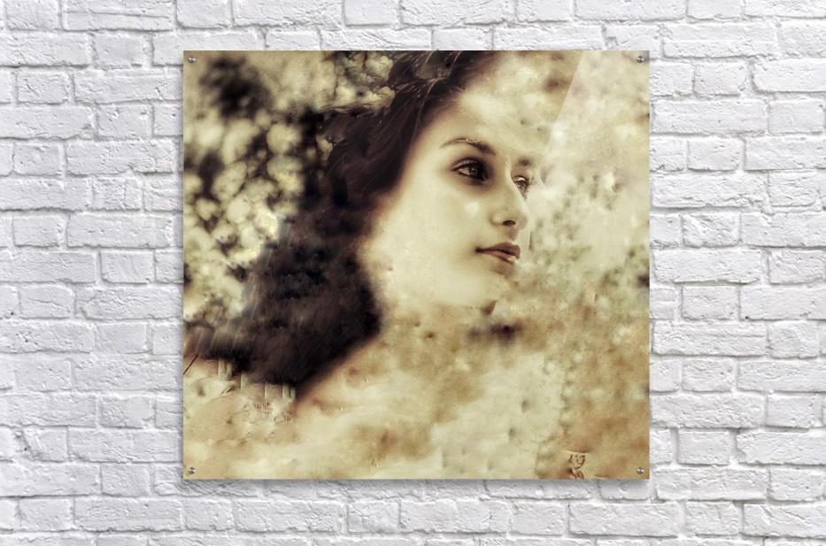 Maiden  Acrylic Print
