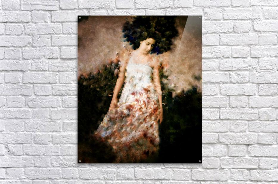Messenger Descending  Acrylic Print
