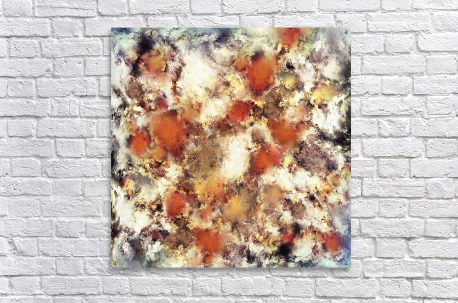 Terracotta tumble  Impression acrylique