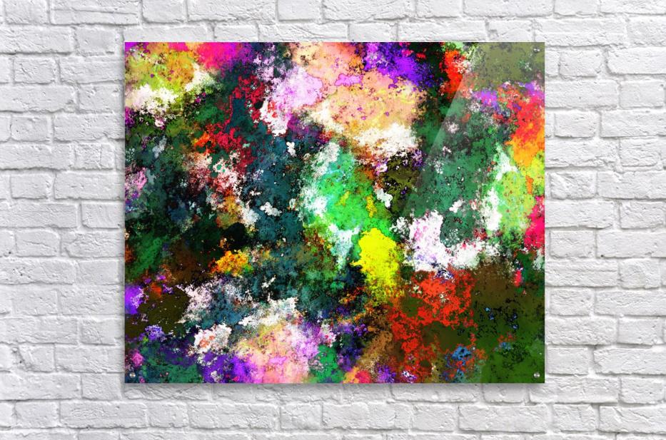 Tumbling down  Acrylic Print