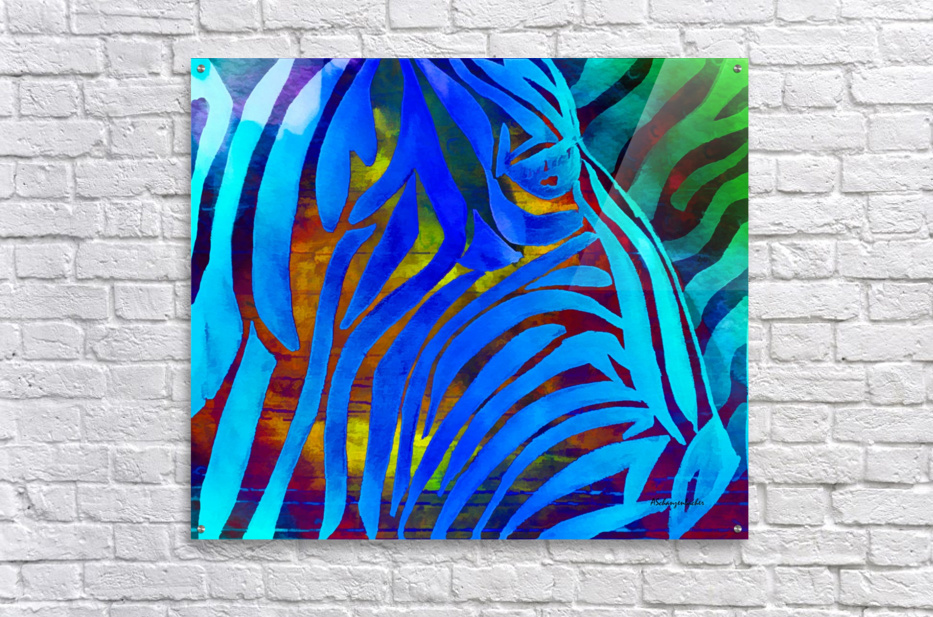 Jungle Fever  Acrylic Print