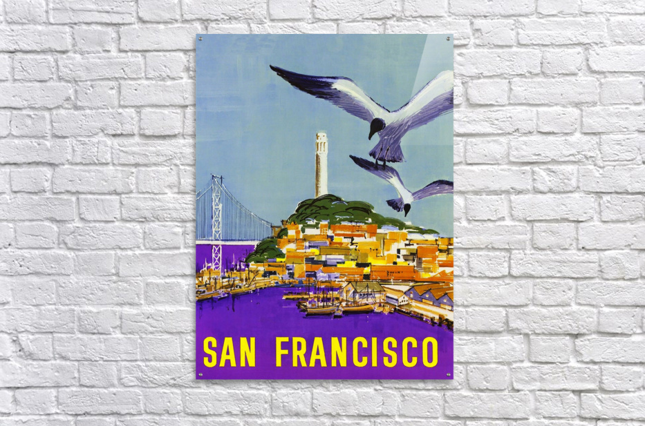 San Francisco Bay  Acrylic Print