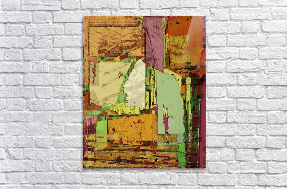 Paper trail  Acrylic Print