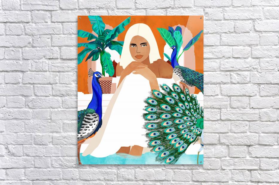 Indian Vacay  Acrylic Print