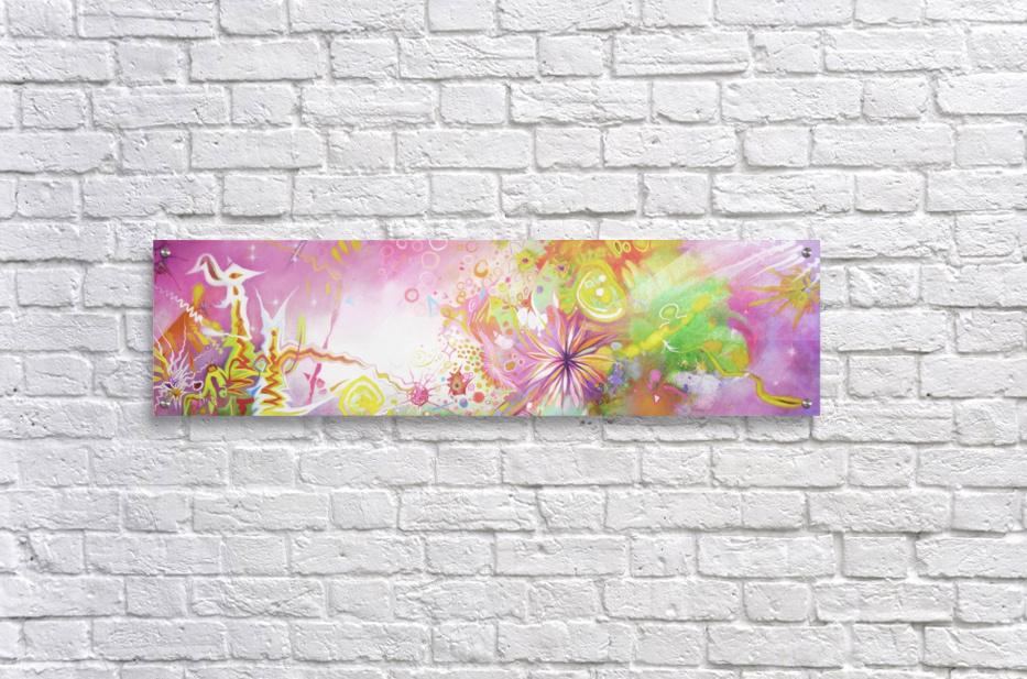INNER NATURE   Acrylic Print