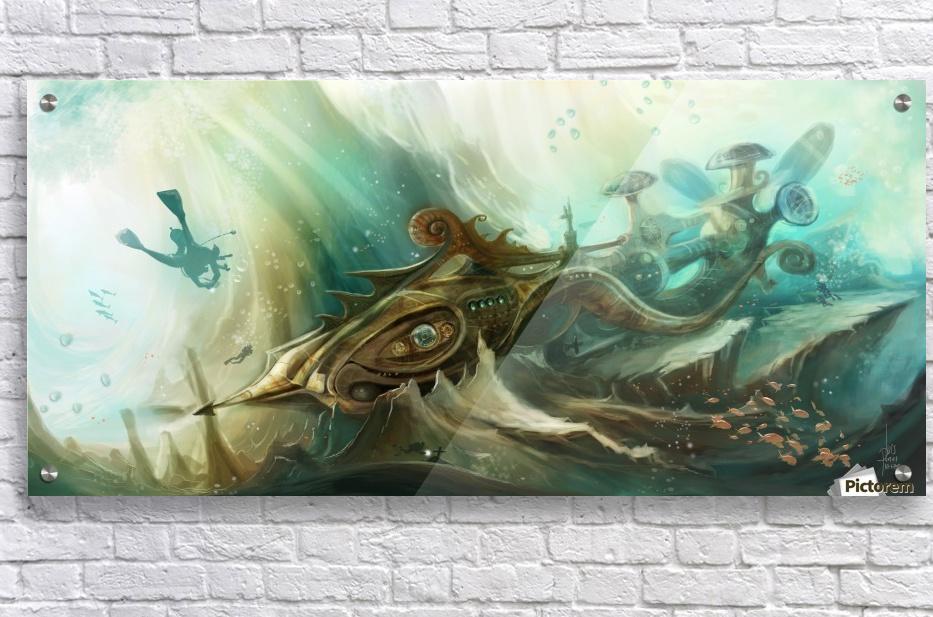 Finding Nemo  Acrylic Print