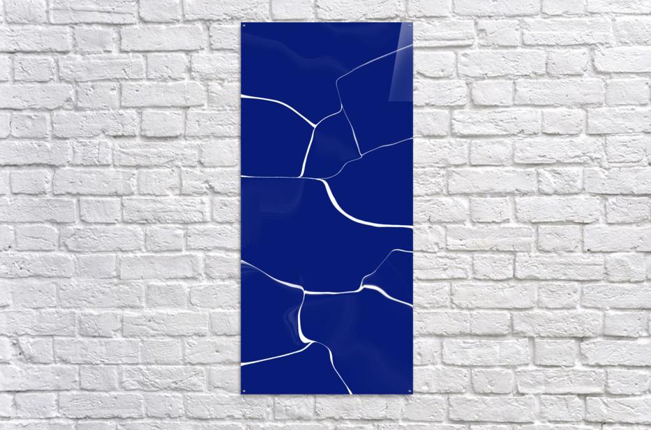 Glossy Marble  Acrylic Print