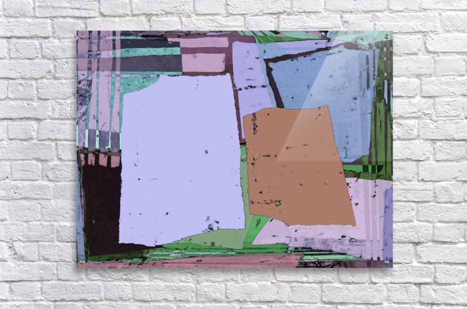 Urban  Acrylic Print