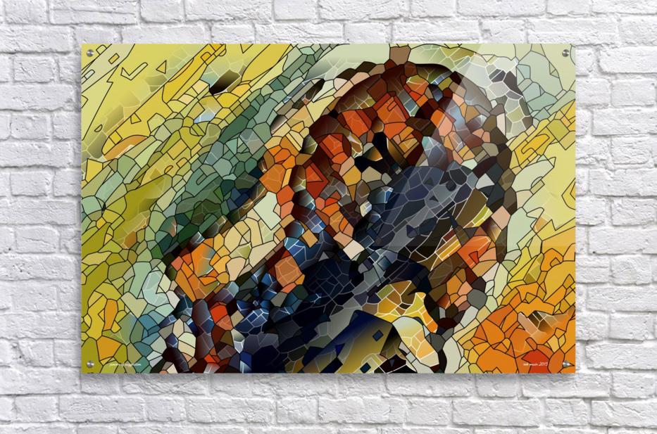 power of suggestion  Acrylic Print