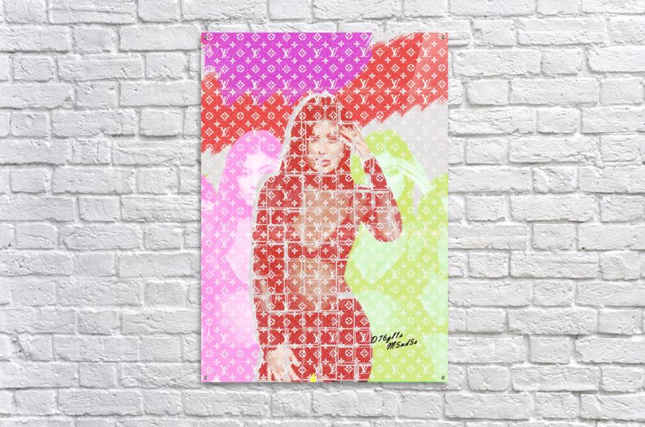 Celebrity K  Acrylic Print