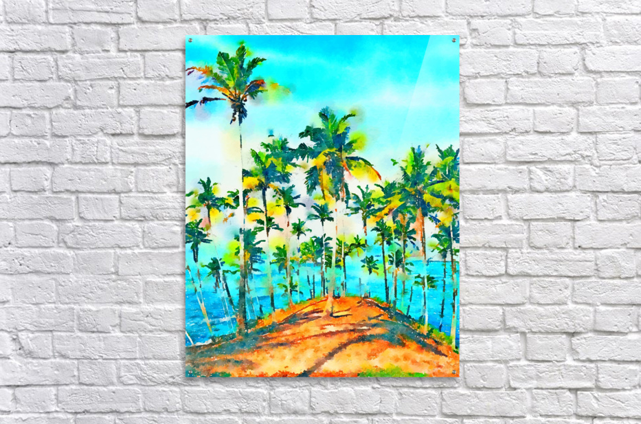 Seas the Day  Acrylic Print