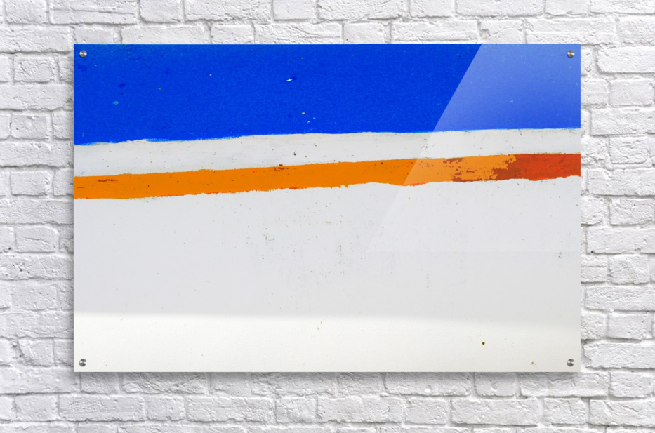 Boat -  XCV  Acrylic Print