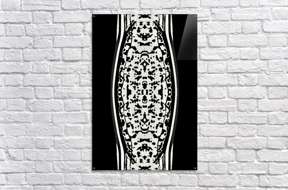 ShivaSakti II  Acrylic Print