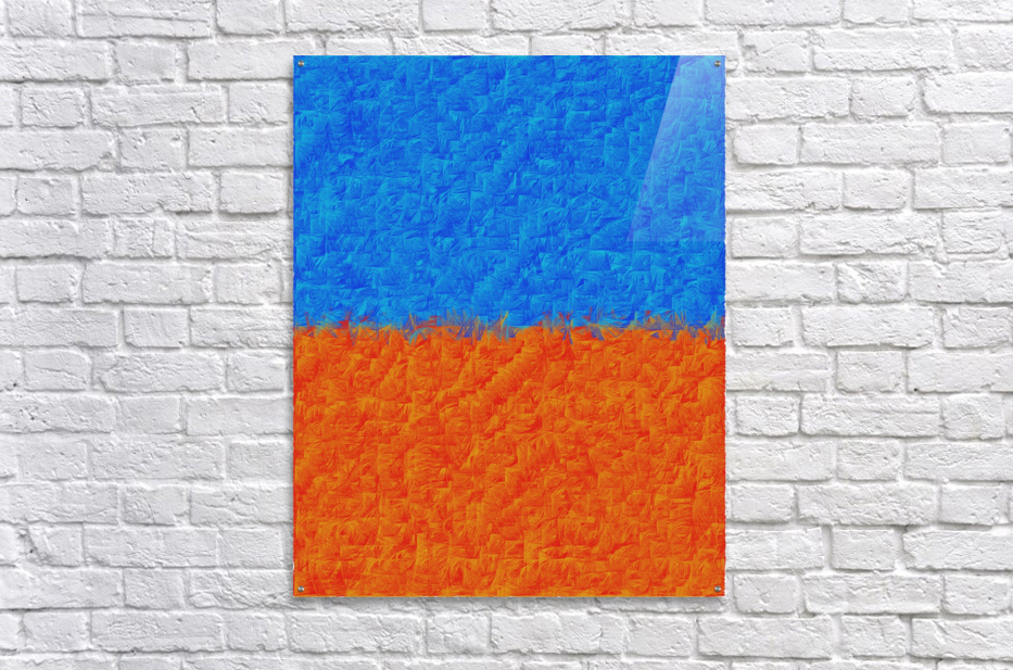 spread 2  Acrylic Print