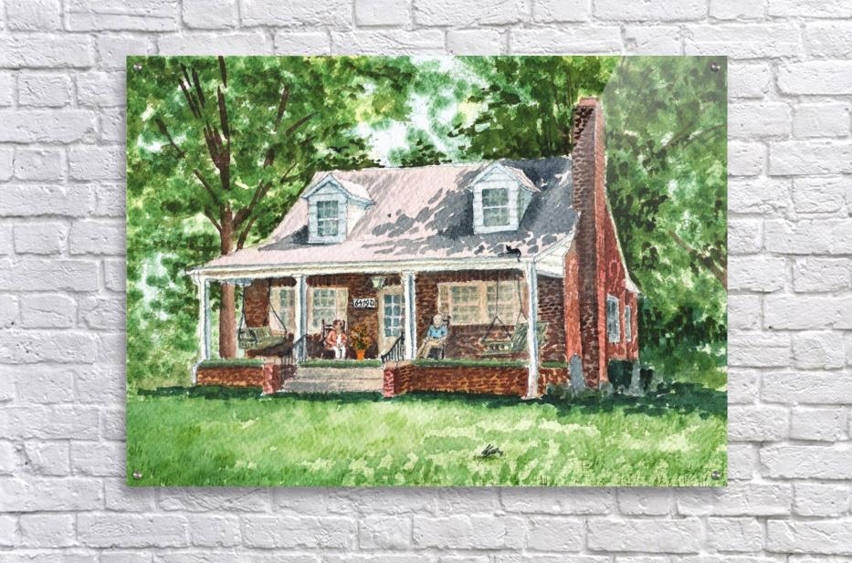 East Coast Summer  Acrylic Print