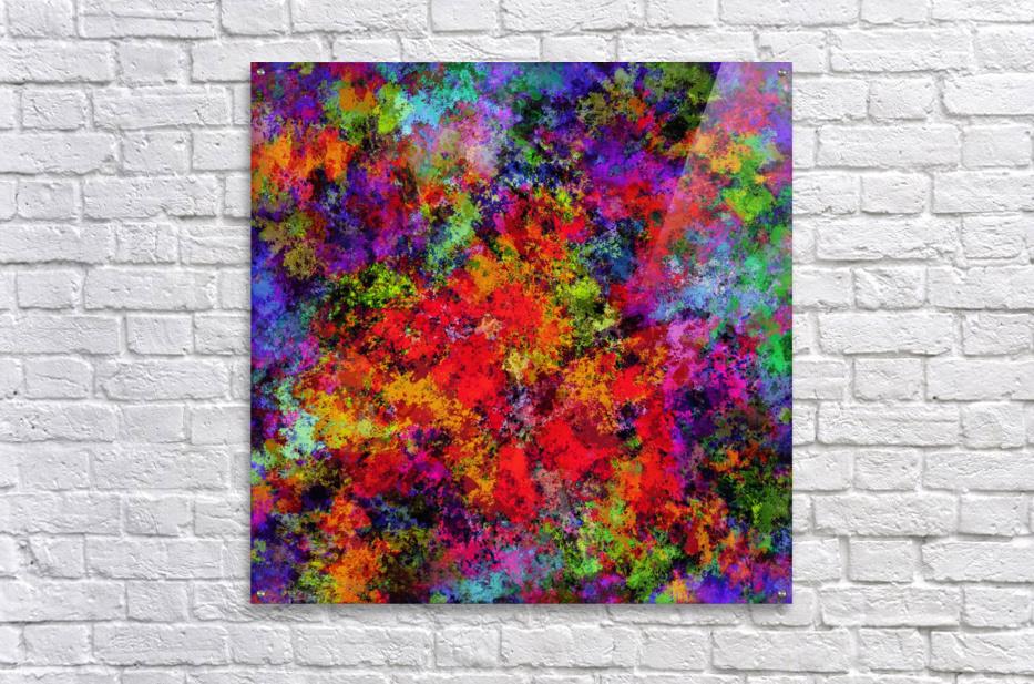 Overload  Acrylic Print