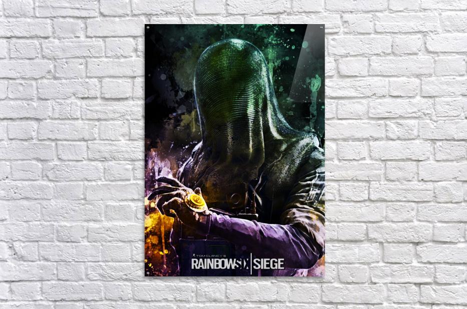 Rainbow Six Siege  Acrylic Print