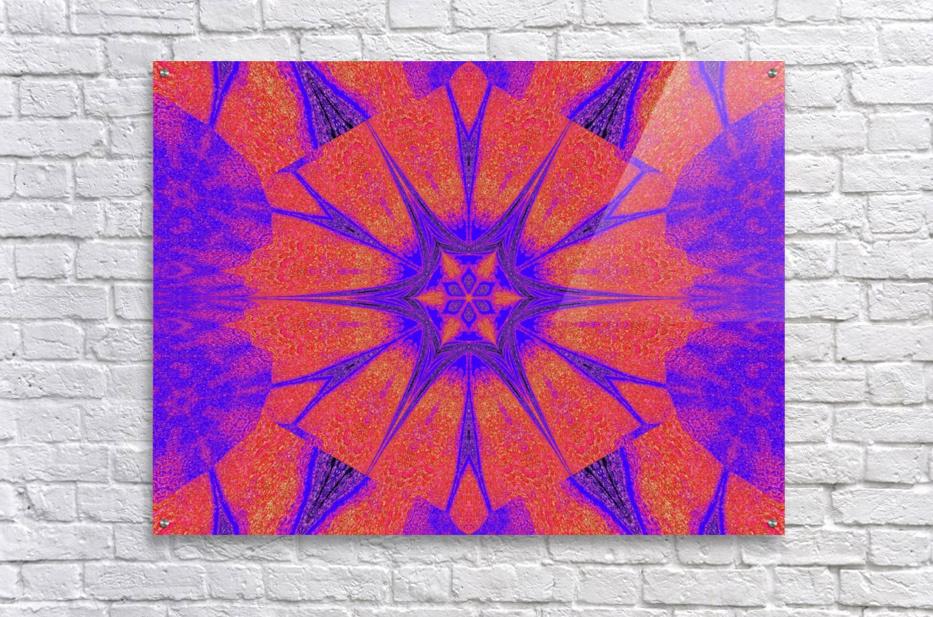 Lotus And Sunshine 2  Acrylic Print