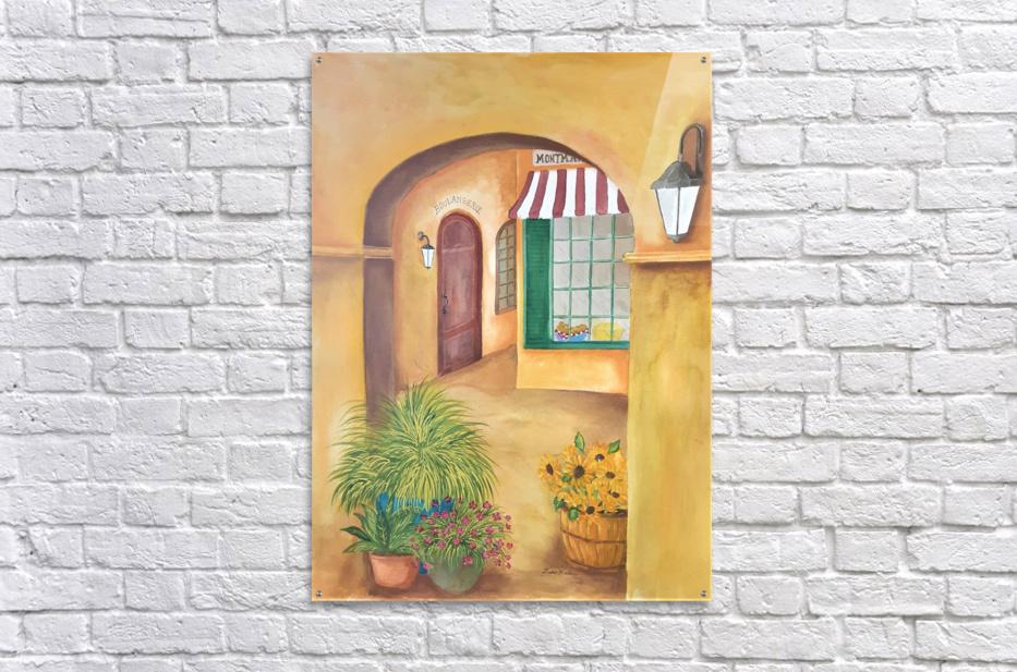 Boulangerie  Acrylic Print
