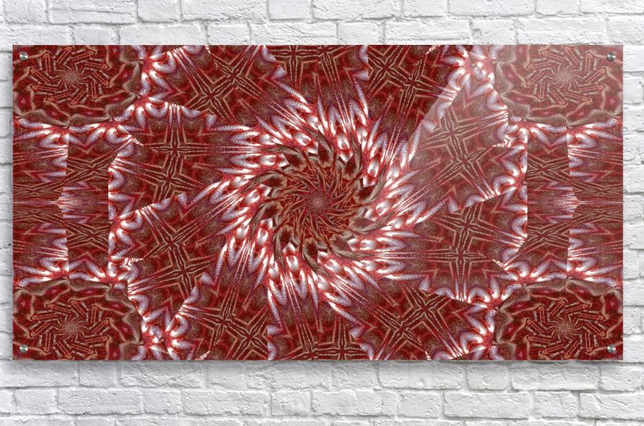 White Lotus 20  Acrylic Print