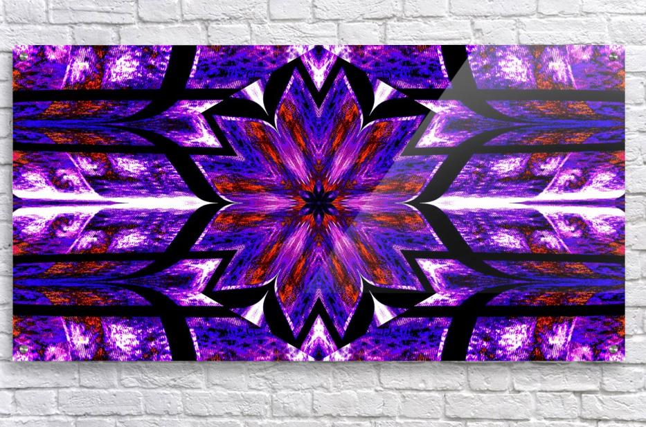 Lotus In Glow 14  Acrylic Print