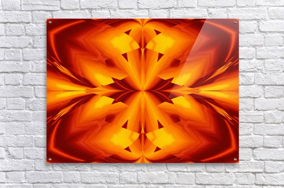 Fire Flowers 109  Acrylic Print