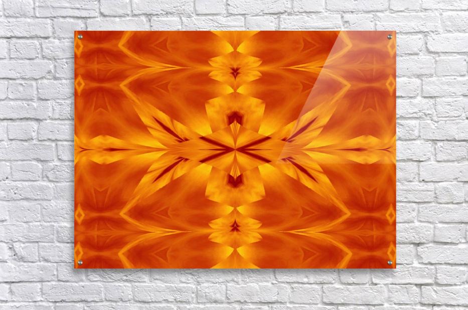 Fire Flowers 117  Acrylic Print