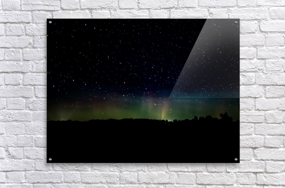 Aurora Glow  Acrylic Print