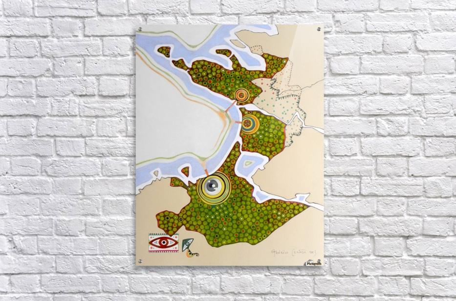 the green nation  Acrylic Print
