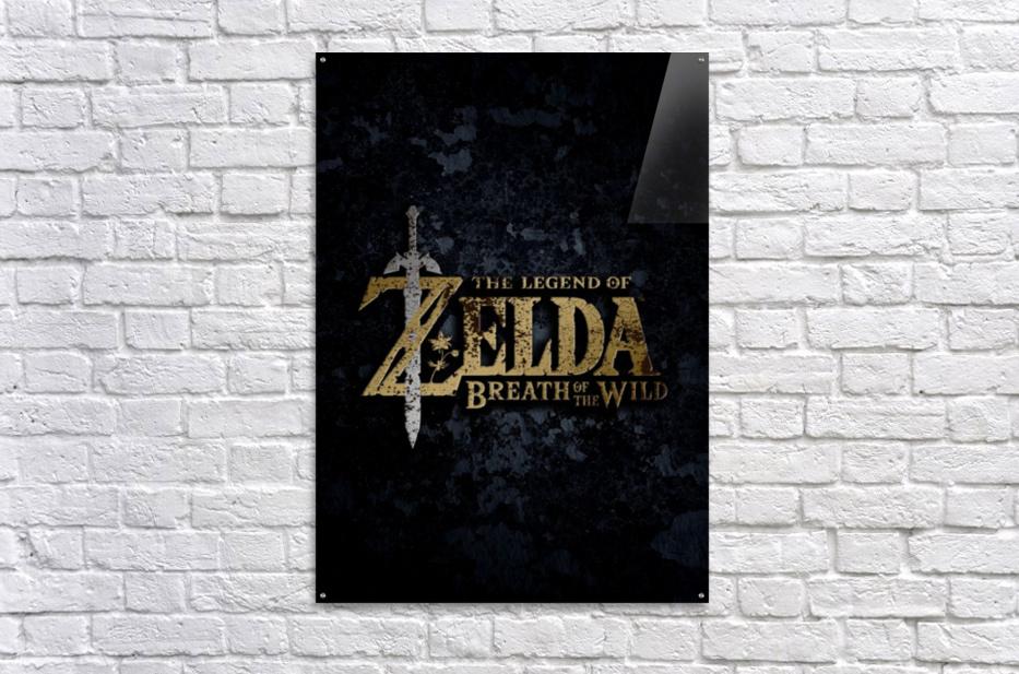 The Legend Of ZELDA  Acrylic Print