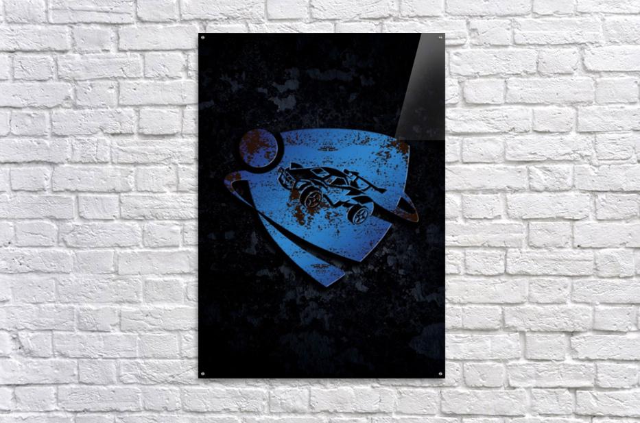 Rocket League  Acrylic Print