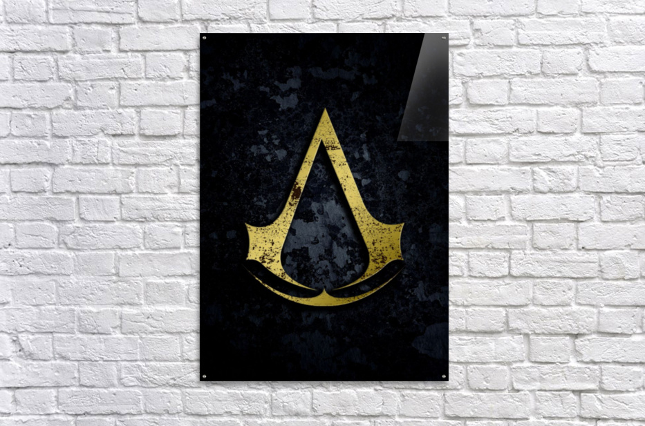 Assassin Creed  Acrylic Print