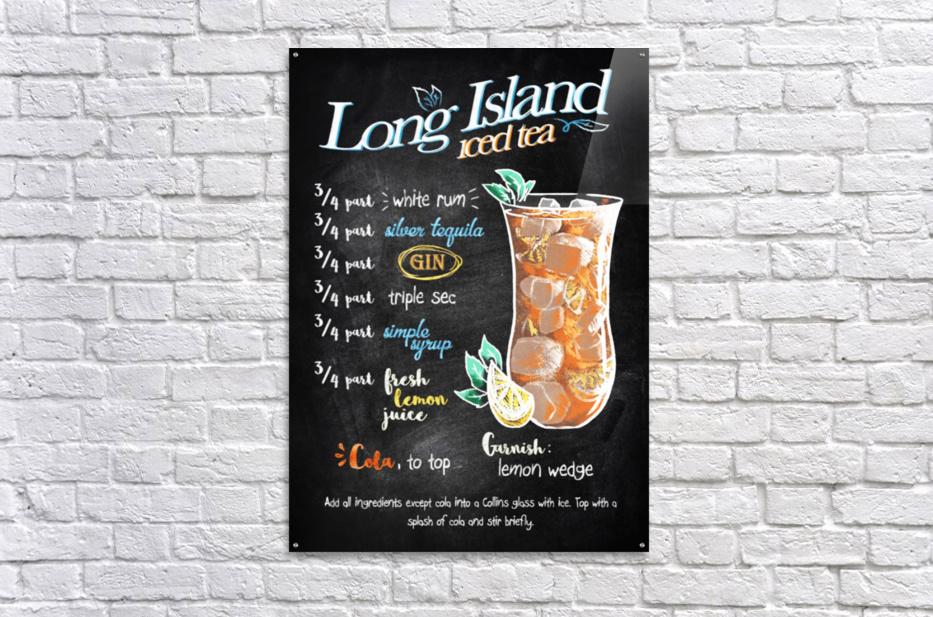 Long Island iced tea  Acrylic Print