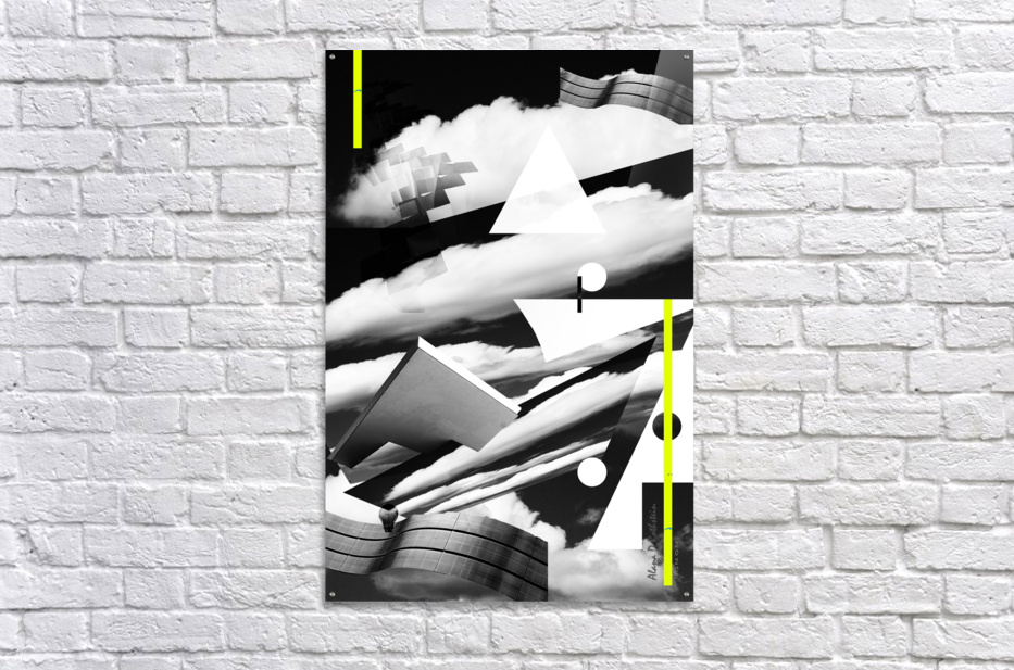 Art Spaces  Acrylic Print