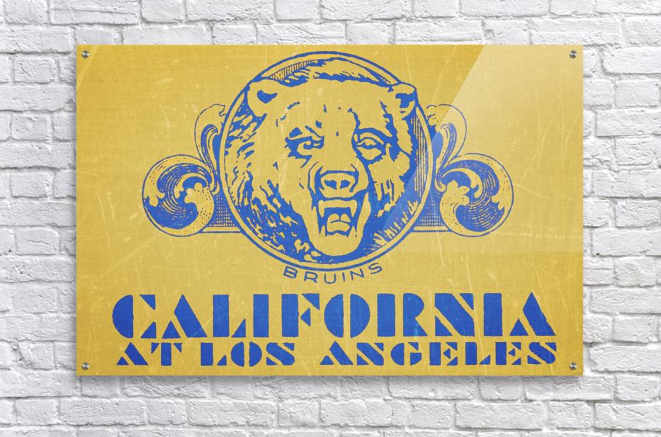 1938 California at Los Angeles  Acrylic Print