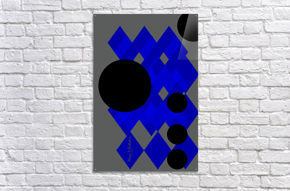 Graphics 1  Acrylic Print