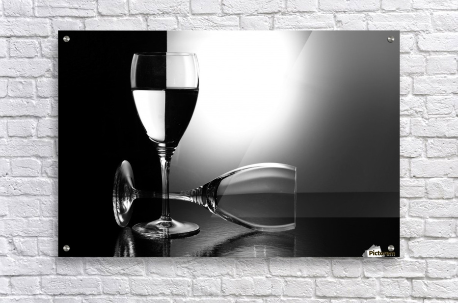 Glasses by madras91    Acrylic Print