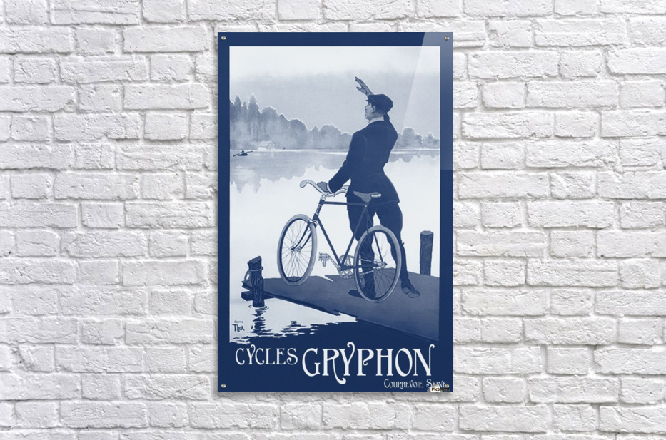Cycles Gryphon  Acrylic Print