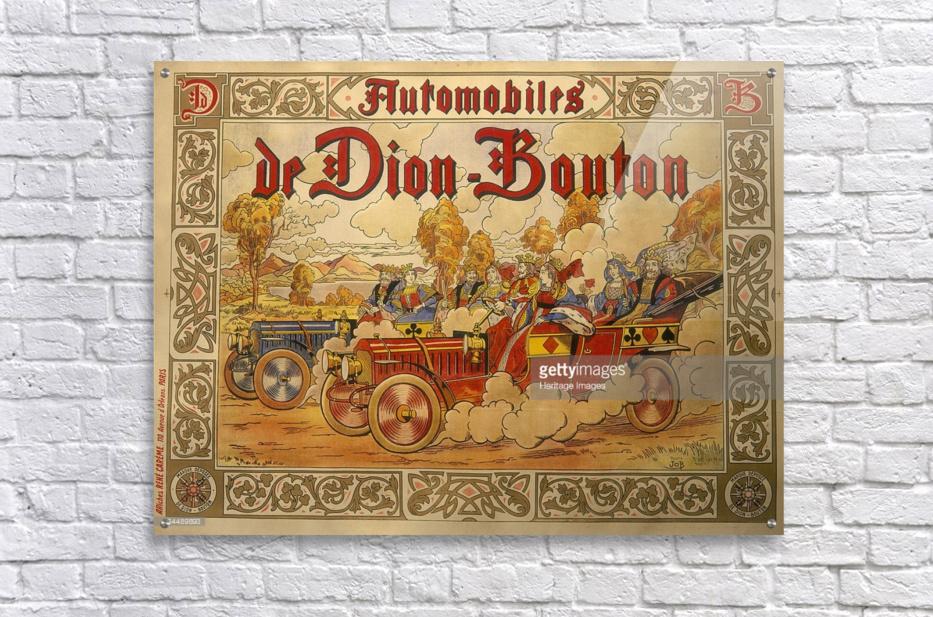 Dion Bouton  Acrylic Print