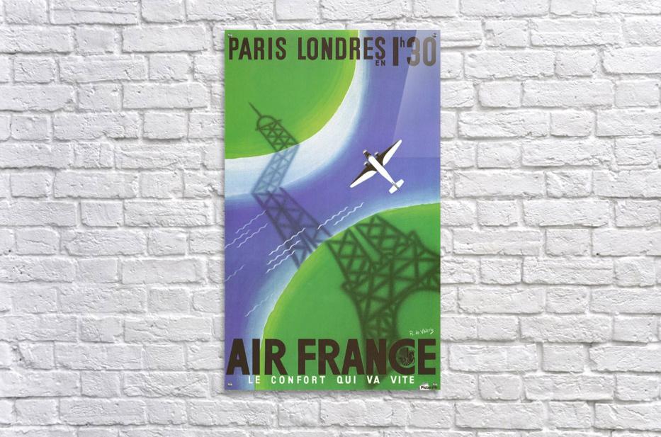Paris Londer  Acrylic Print