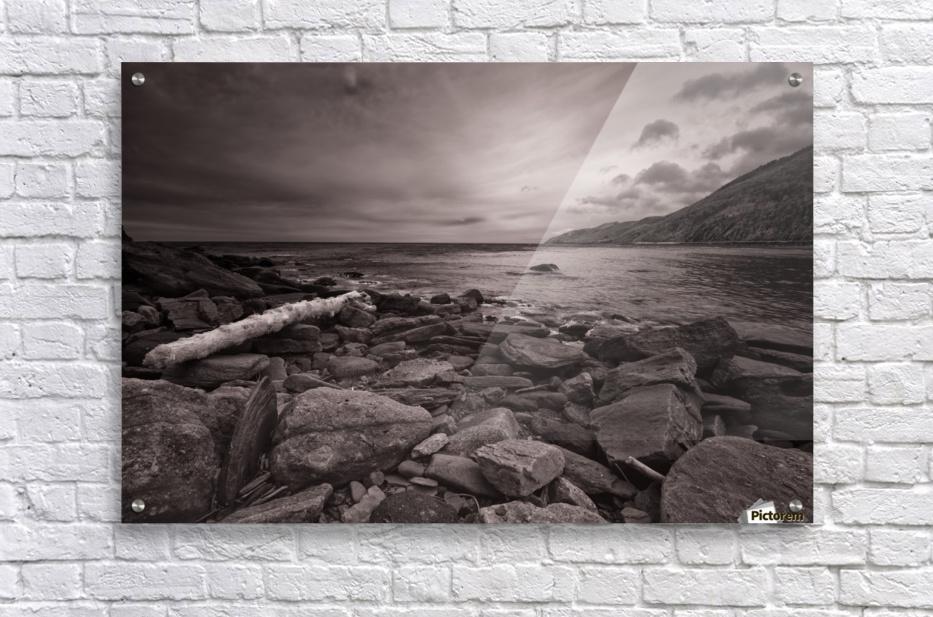 La Bloc Rocks  Acrylic Print