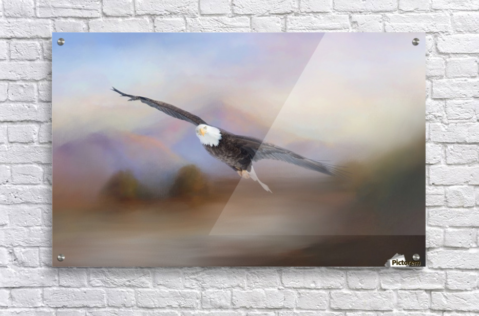With the Winds  Acrylic Print