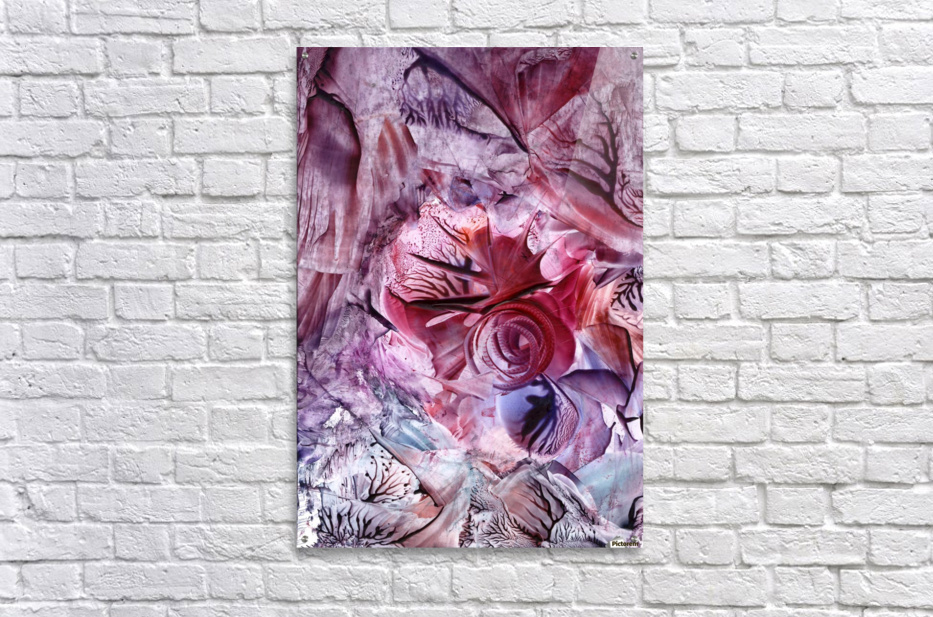 Eden afloat  Acrylic Print