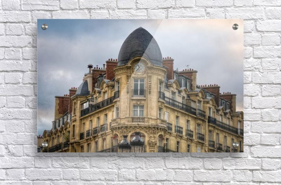Paris Style  Acrylic Print