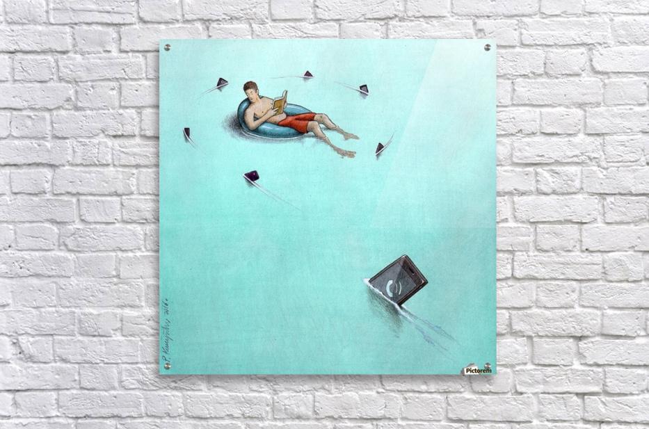 Sharks  Acrylic Print