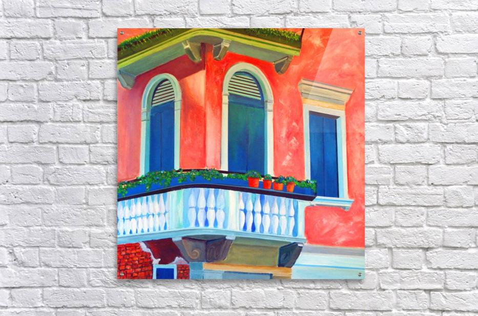 Venice Charm  Acrylic Print